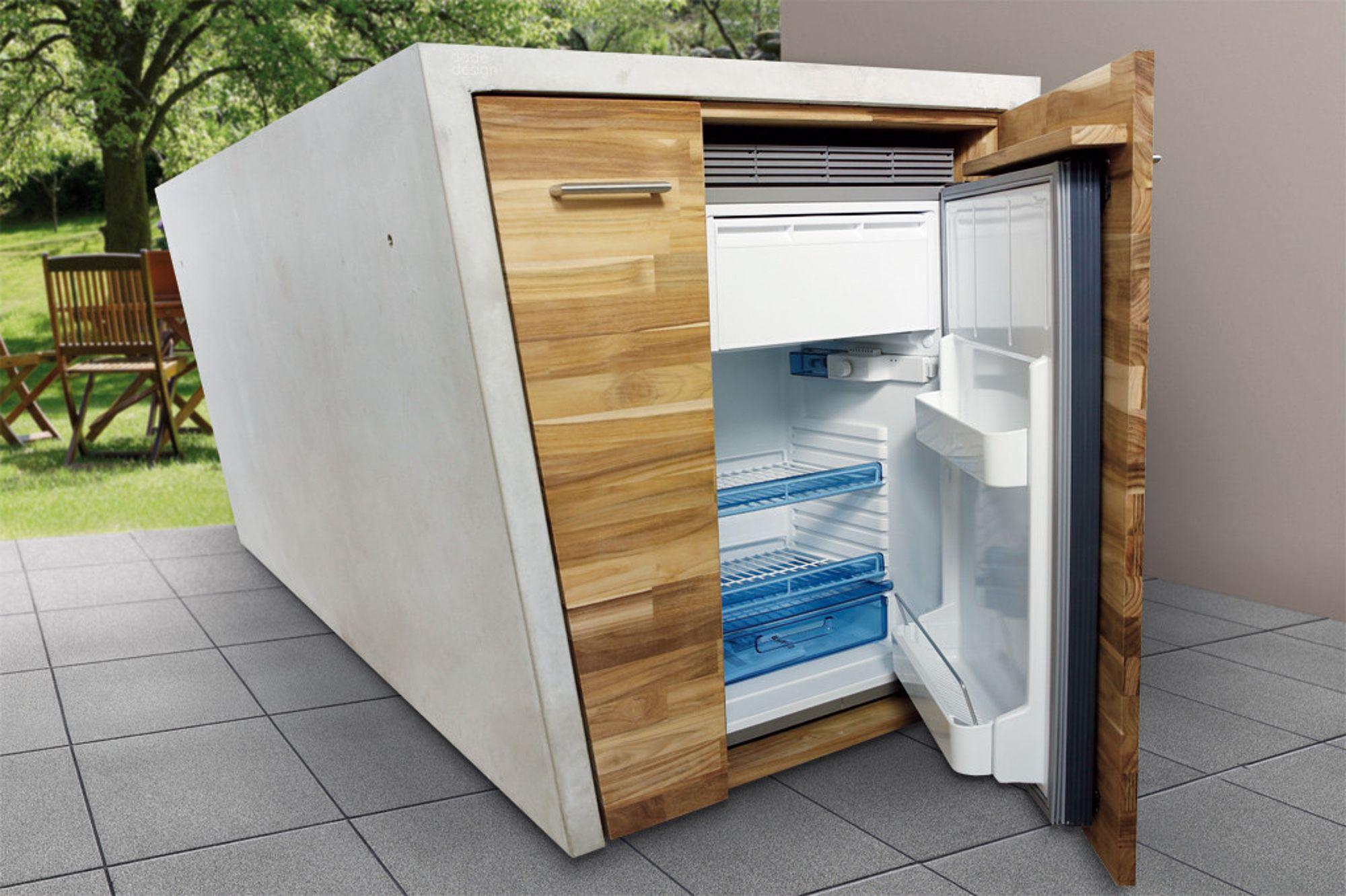 SIO4: Outdoor Küche - Betonküche
